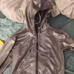 Reebok zip up hoodie